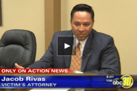 Jacob Rivas speaks on ABC 30 News